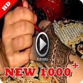 Mehndi Design Videos 1.14