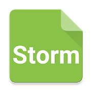 Storm:  SQLIte GRE WORD LIST 2.0