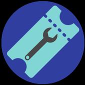 Service Tiket 0.8.3