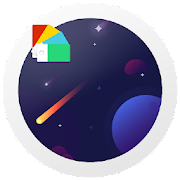 Space Theme for Xperia 1.0.0