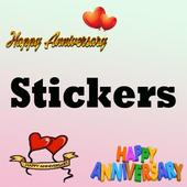 Marriage Anniversary  Stickers For Whatsapp 2019 1.4