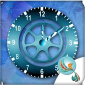 Clock Wheel Free Widget 1.1