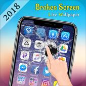Broken Screen Live Wallpaper: Broken Screen Prank 1.0
