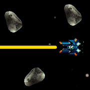 Two Players - Spaceship Shoot