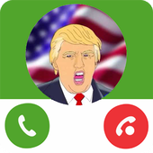 Fake Call Donald Trump 1