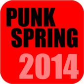 PUNKSPRING 2014 タイムテーブル