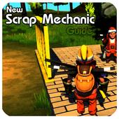 Guide for Scrap Mechanic 1.0