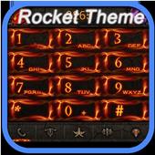 RocketDial Diablo3 Alike Theme 2.1
