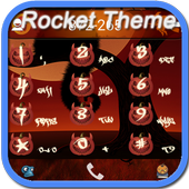 RocketDial Halloween Theme HD