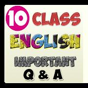 10th class english important Q & A 1.0