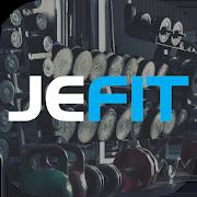 JEFIT Workout Tracker, Weight Lifting, Gym Log App 10.27