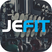 JEFIT Workout Tracker Gym Log 8.04 icon