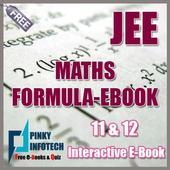 JEE MATHS FORMULA EBOOK 1.0