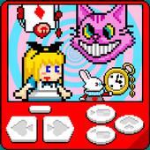 ピコピコ脱出系アクション『アリスの不思議なクッキー』 1.0.2