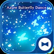 Beautiful Wallpaper Azure Butterfly Dance Theme 1.0.0