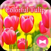 Cute Wallpaper Colorful Tulip Theme 1.0.0