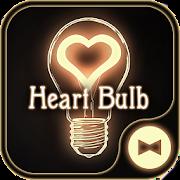 Cute Wallpaper Heart Bulb Theme 1.0.0