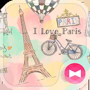 Cute Wallpaper I Love Paris Theme 100