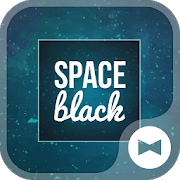 SPACE BLACK +HOME Theme 1.0.0