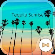 Cool Wallpaper Tequila Sunrise Theme 1.0.0