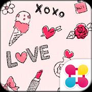 Cute Theme-KissKiss- 1.0