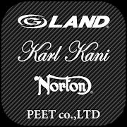 PEET(G-LAND、Karl Kani、Norton) 1.1.0