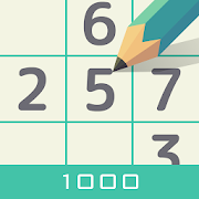 SUDOKU 1000+ Free Puzzle Games 1 0 1 APK Download - Android