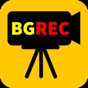 BGレコーダ (簡易なドライブレコーダ 防犯カメラ) 1.3.2