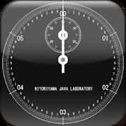 アナログ式 簡易ストップウォッチ  (6秒・60分計) 1.00