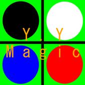 4Color ReversiY.Y MagicBoard