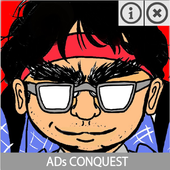 ADs CONQUEST - Defeat the ads. 7.0