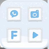 YongYong(Snowman) icon theme 1.0