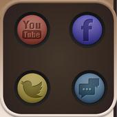 Round icon theme 1.0