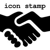icon stamp(アイコン スタンプ) 1.1