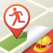 goo防災マップ(避難所、公衆電話、公共施設等を地図表示) 1.2.1