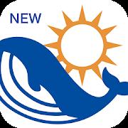 マリンウェザー海快晴 <海専門の天気と気象予報アプリ> 2.3.5