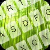 Bamboo Forest Keyboard Theme 1.4