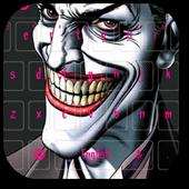 Smile Joker Keyboard theme