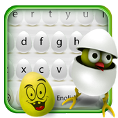 Chick Egg Keyboard 10001002