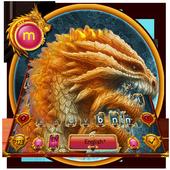 Golden War of Dragon Keyboard 10001007