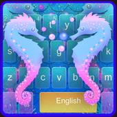 Dream Sea Hippocampus Keyboard 10001002