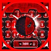 Super Hero Keyboard 10001005