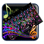 Music Notes Keyboard CML 10001003