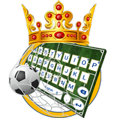 Madrid Football Royal Keyboard 10001005