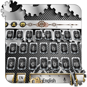 Tech Mechanical Gears keyboard 10001003