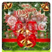 Merry Christmas Keyboard Theme 10001002