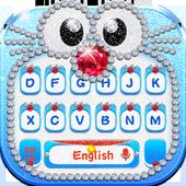 Blue Cat Diamond Keyboard 10001003