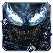Venom Symbiote Avenger Keyboard Theme 10001016 APK Download