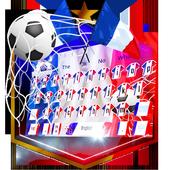 France Football Keyboard 10001001