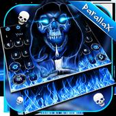 Parallax Grim Reaper Keyboard 10001014